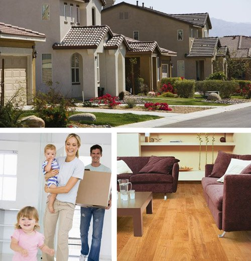 Housing Development Flooring