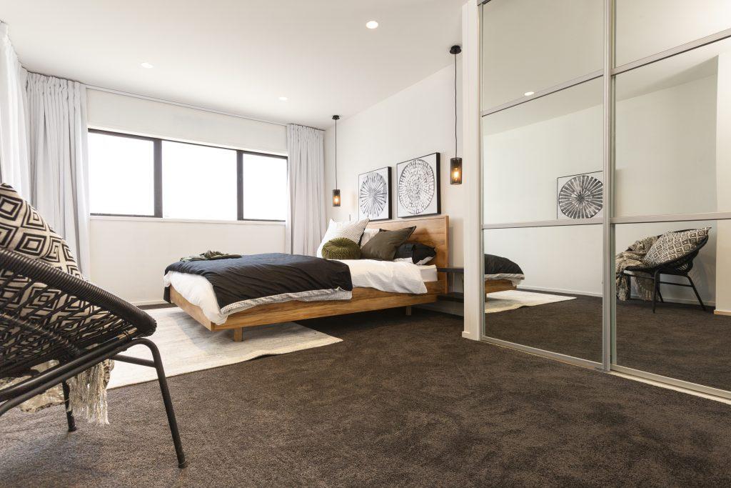 Malmo Nordic Carpet Bedroom