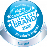 Trusted Brand 2020 highly Commended Readers Digest