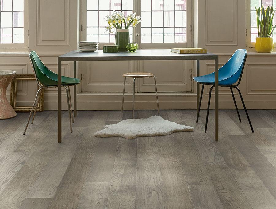 Quick-Step Compact in colour Slate Grey Oak Extra Matt