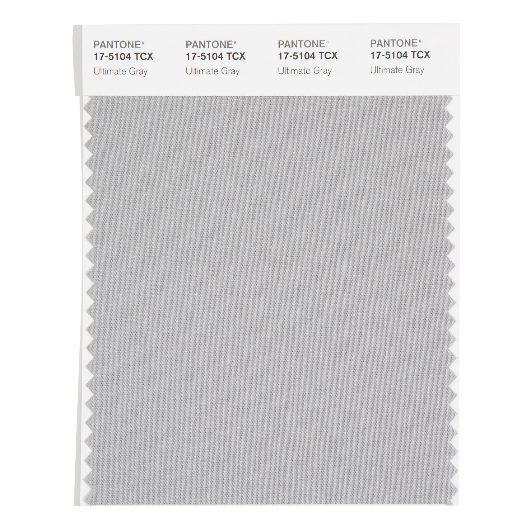 Pantone Colour Ultimate Gray