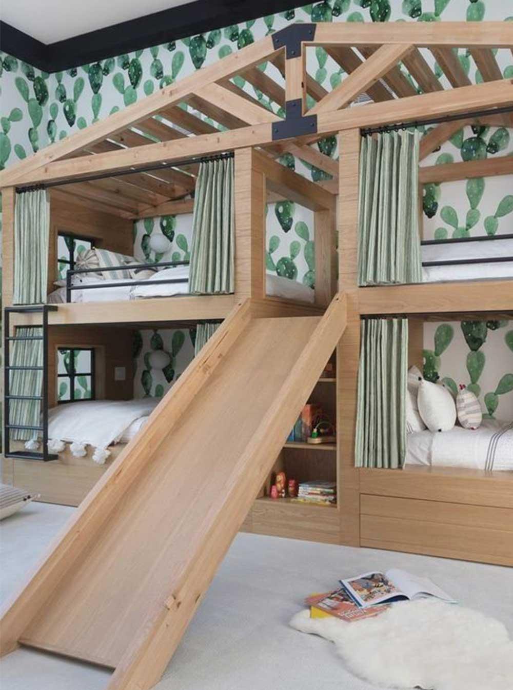 Kids Bedroom Ideas - Bunk Beds
