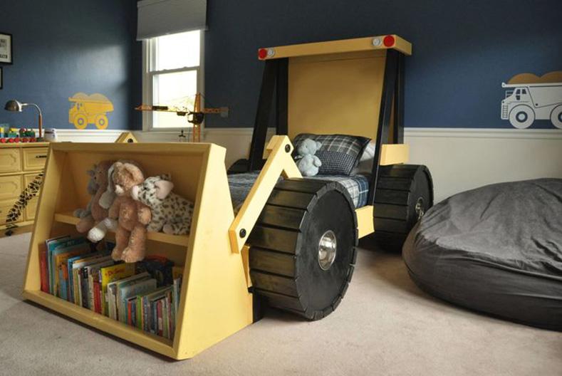 Kids Bedroom Ideas - Choose a cool bed