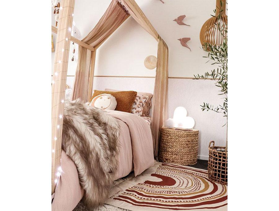 Girls Room Ideas - Beautifully Boho