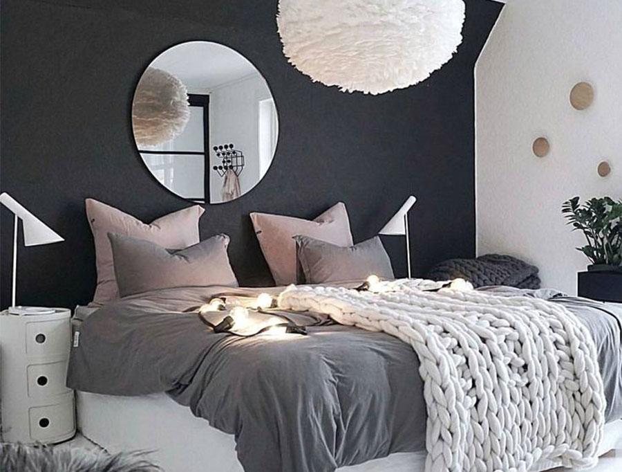 Girls Room Ideas - Monochromatic